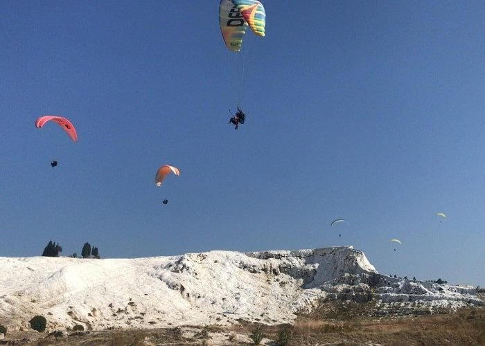Pamukkale Paragliders