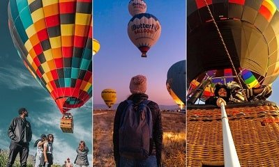 Pamukkale Hot Air Balloon Featured