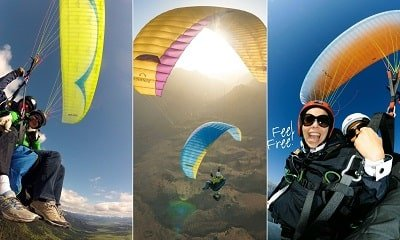 Pamukkale Paragliding Featured